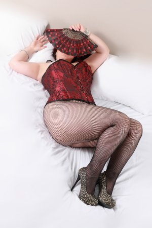 Audrey-rose escort girls