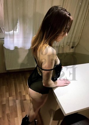 Laure-anne escort in Bradley Gardens NJ