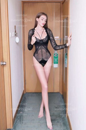 Sherine escort girl in Silver City
