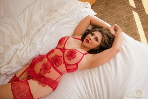 Allegria escort girl in Columbia